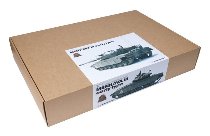 Available Now!!! 1/16 MERKAVA III early type