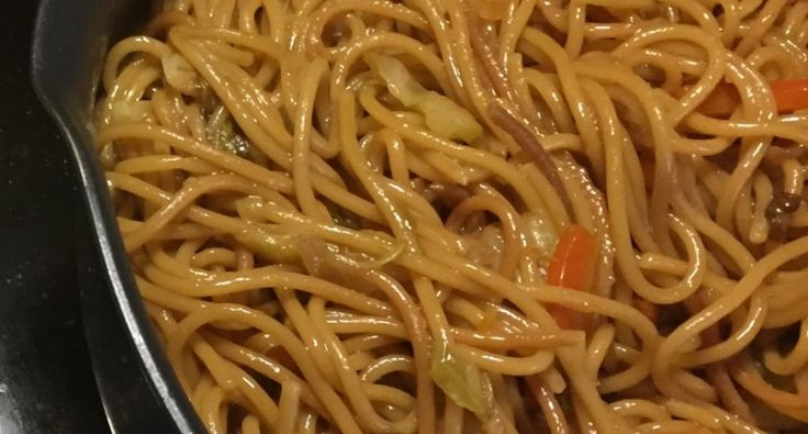 Kínai sült tészta | APRÓSÉF.HU - receptek képekkel