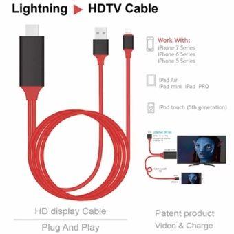 รีวิว สินค้า Lightning HDTV to HDMI Cable Iphone to hdmi Support iPhone 5/5S/6/6 plus/6S/6SPlus 7/7S/7plus/7s plus/ipad Full HD1080P connection TV HDTV -Plug and Play ✓ แนะนำซื้อ Lightning HDTV to HDMI Cable Iphone to hdmi Support iPhone 5/5S/6/6 plus/6S/6SPlus 7/7S/7plus/7s plu ใกล้จะหมด | catalogLightning HDTV to HDMI Cable Iphone to hdmi Support iPhone 5/5S/6/6 plus/6S/6SPlus 7/7S/7plus/7s plus/ipad Full HD1080P connection TV HDTV -Plug and Play  รายละเอียด…