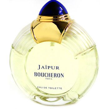 Jaipur by Boucheron is a Floral Fruity fragrance. This rich floral bouquet with sweet fruity notes starts with sweet notes of juicy plum, apricot and peach with a hint of violet and then it becomes a fresh floral accord of rose, locust-tree, heliotrope and peony. In the sensual, powdery trace there are gentle accords of iris, white musk and sandalwood. - Fragrantica