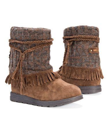 Look what I found on #zulily! Chestnut Rihanna Boot - Women #zulilyfinds