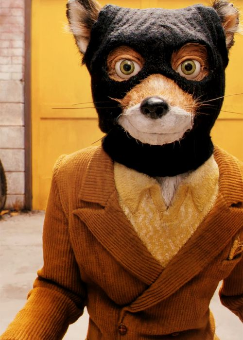 fantastic mr fox-one of my all time favorite movies!