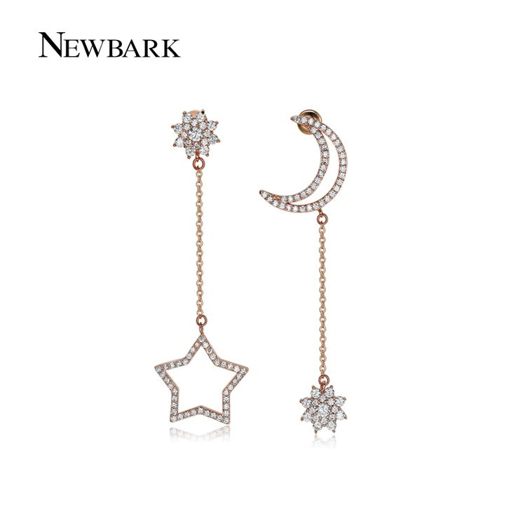 Find More Drop Earrings Information about NEWBARK Star And