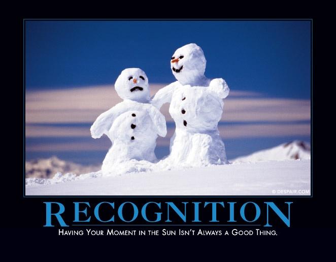 Funny Appreciation Meme : Image gallery funny recognition