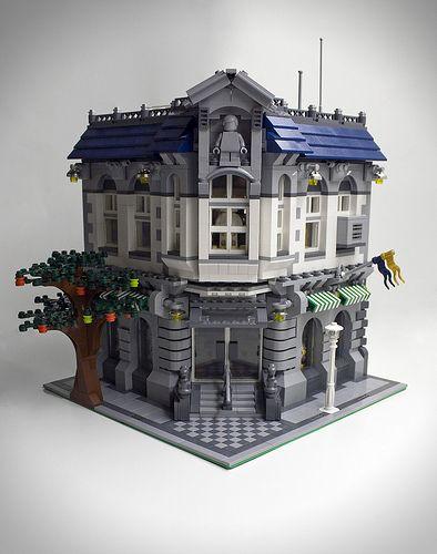 Lego Corner by Brent Waller @ Flickr