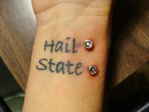 27 best tattoo and piercing combination images on for Tattoos and piercing