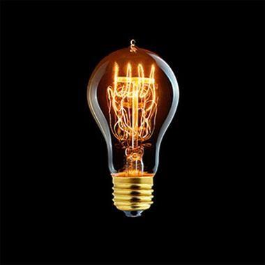 Bombilla incandescente STANDARD VINTAGE | STANDAR/A60/984712/ | Keisu, iluminación y diseño.