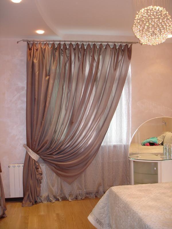 Художественная роспись стен. Дизайн и пошив штор.