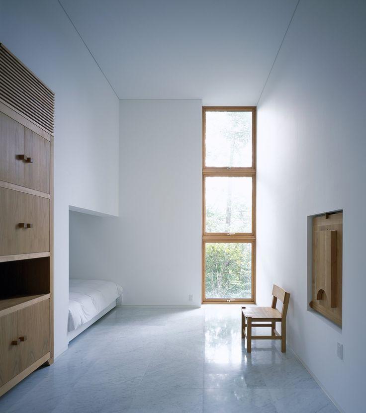 High Ceiling Guest Room. Hotel Bleston Court By Azuma Architect U0026  Associates + Studio On Site
