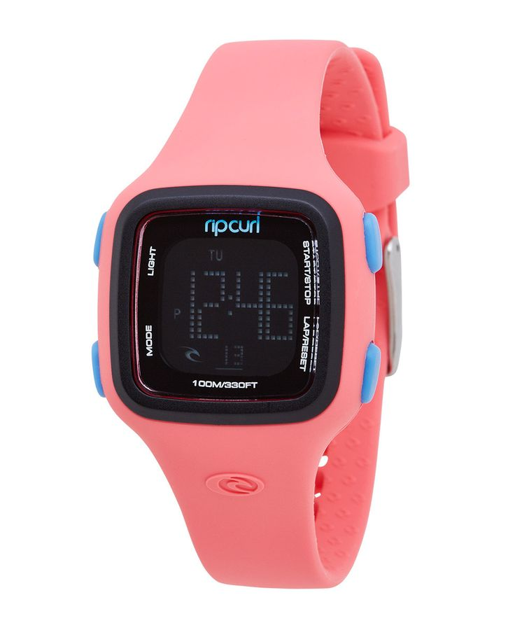 CANDY SILICONE SURF WATCH - Rip Curl #girlzactive #surfgadget