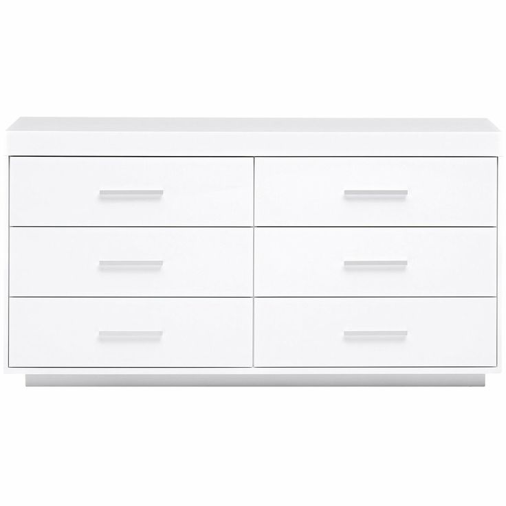 Linear 6 Drawer Dresser from Domayne