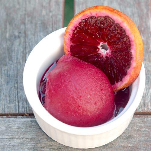 -: Orange Sorbet, Sweet Treats, Food, 901 Colors, Beautiful Desserts, Ice Cream, Summer Treats
