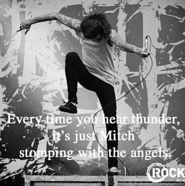 Suicide Silence Quotes: 91 Best R.I.P. Mitch Lucker♥ Images On Pinterest