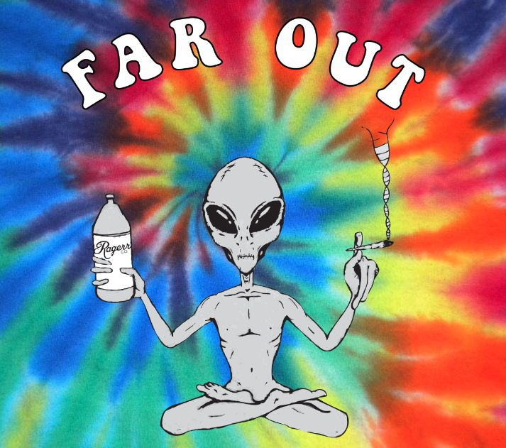Far Out Alien Tie Dye Shirt   0 B I L I V I 0 N     Pinterest   Tie dyed  shirts  Dye shirt and Aliens. Far Out Alien Tie Dye Shirt   0 B I L I V I 0 N     Pinterest