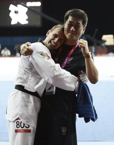 Molfetta, oro nel taekwondo