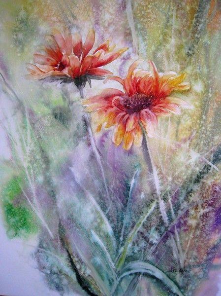 Artwork >> Isabelle Fournier Perdrix >> Gaillardes
