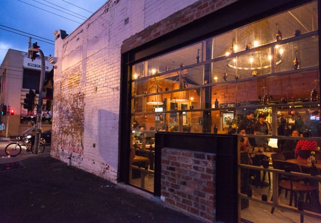 Jimmi Jamz in Brunswick East  My new local favourite - Delicious and Cheap!!