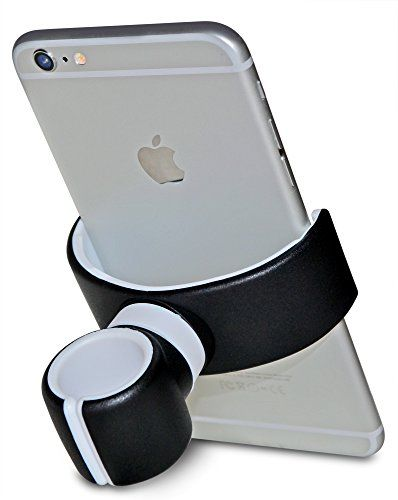 cool Universal Phone mount holder for Car, Bicycle, Air Vent, Golf Cart, Desktop Mount, Motorcycle, GPS and Handlebars Great stocking stuffer (Black) Check more at http://appmyxer.com/amazon-products/cell-phones-accessories/universal-phone-mount-holder-for-car-bicycle-air-vent-golf-cart-desktop-mount-motorcycle-gps-and-handlebars-great-stocking-stuffer-black/