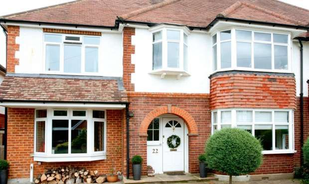 Three-storey side extension | Real Homes