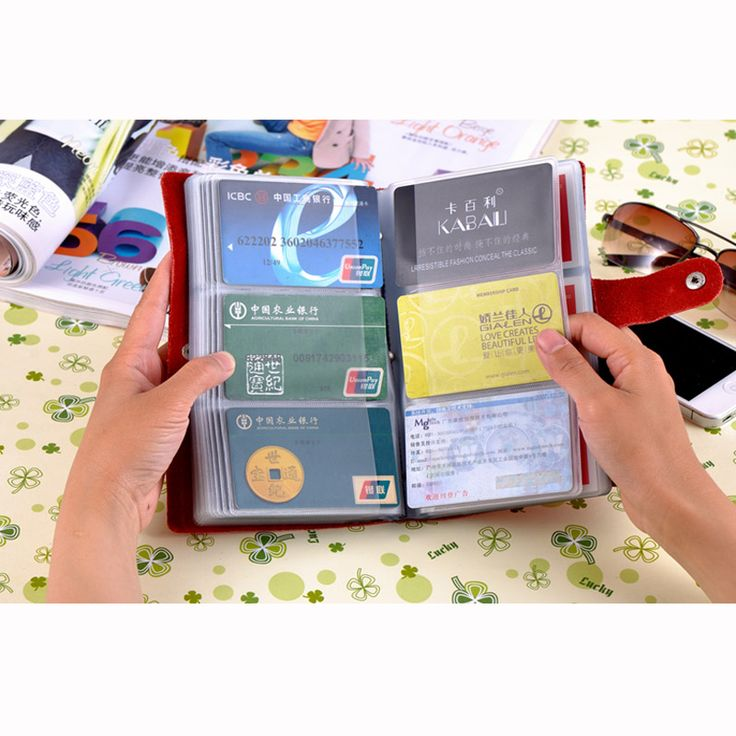 Hot! Unisex Real Genuine Cow Leather  90 Bit Card Holders ID Credit Name Business Cards Book Bag Wallet For Women and Men♦️ SMS - F A S H I O N 💢👉🏿 http://www.sms.hr/products/hot-unisex-real-genuine-cow-leather-90-bit-card-holders-id-credit-name-business-cards-book-bag-wallet-for-women-and-men/ US $13.00