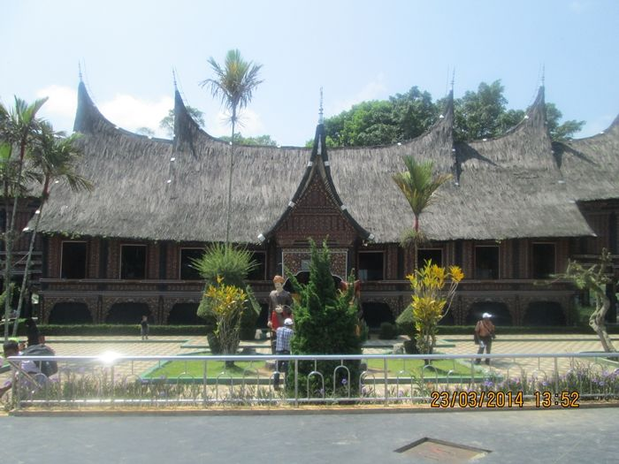 traditional house of west sumatera, indonesia  rumah gadang  Pinterest  Traditional