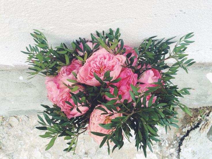 Букет невесты из пионовидных роз  http://marry-agent.ru https://vk.com/marry_agent