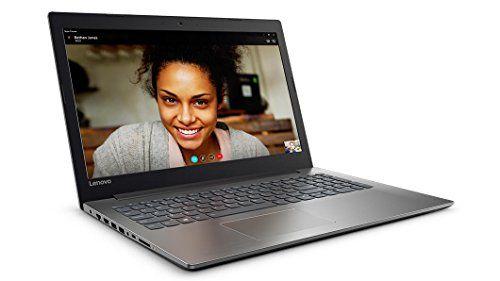 Lenovo Ideapad 320-15ISK- Portátil de 15.6″HD, negro – teclado QWERTY Español
