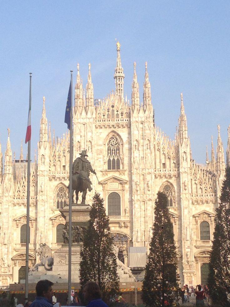 Cathedral , Milan