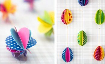 Idées de bricolage pour Pâques