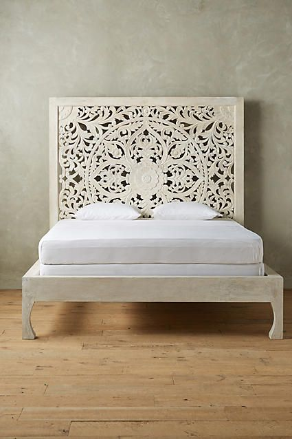 Best 25 unique bed frames ideas on pinterest diy for Different headboards for beds
