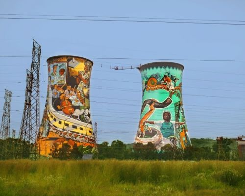 2. Soweto Cooling Towers (Custom)