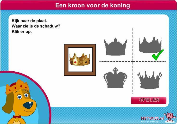 Een kroon voor de koning / Netwijs.nl - Maakt je wereldwijs #koningsdag