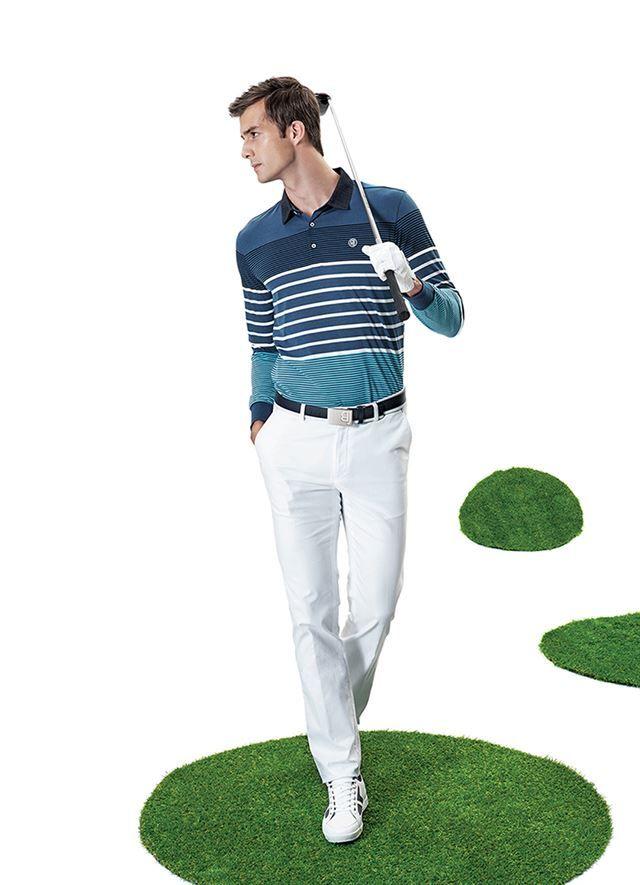 한국일보 : 스포츠 : 골프웨어 벤제프, 2017 봄여름 화보 공개