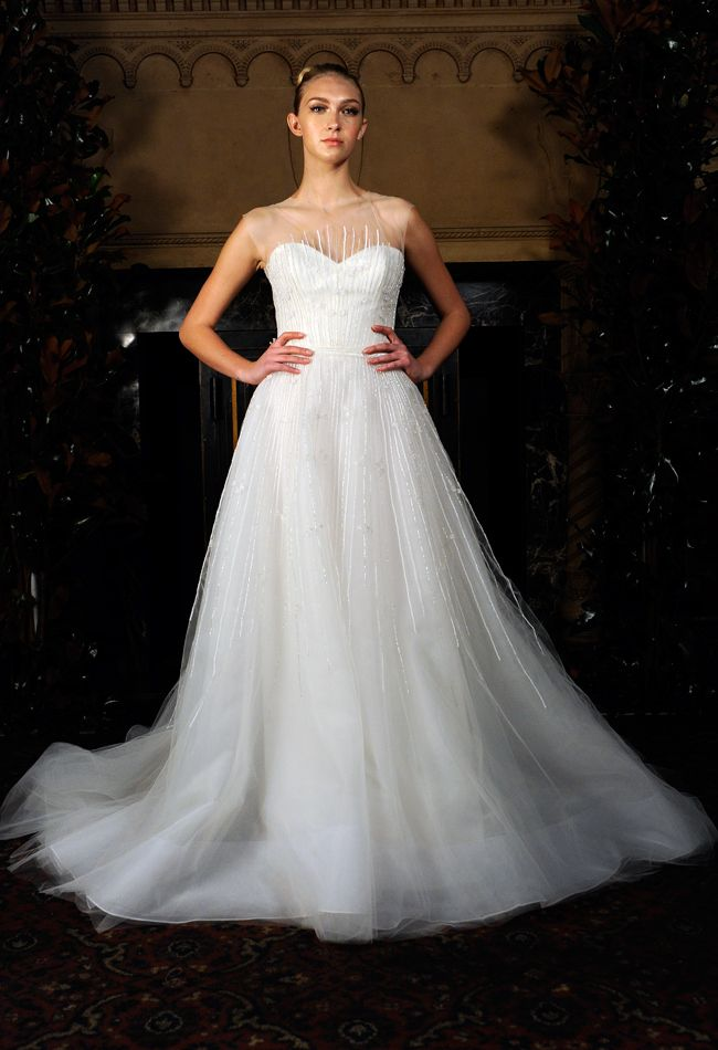 10 best Fall Collection 2014 images on Pinterest | Wedding frocks ...