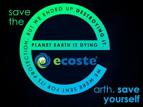 Save the #Earth Save Yourself