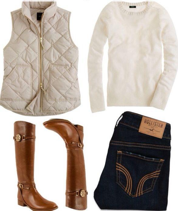 My Francesca's Dream Fall Wardrobe :)