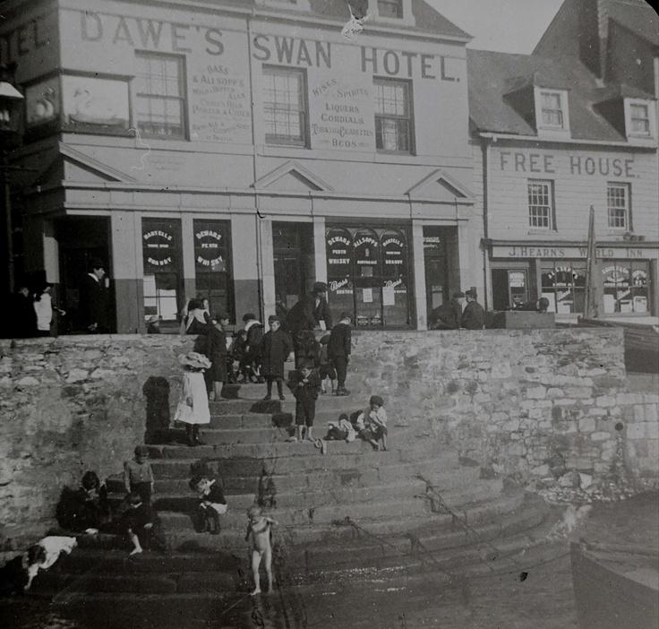 Swan Hotel, Plymouth, Devon
