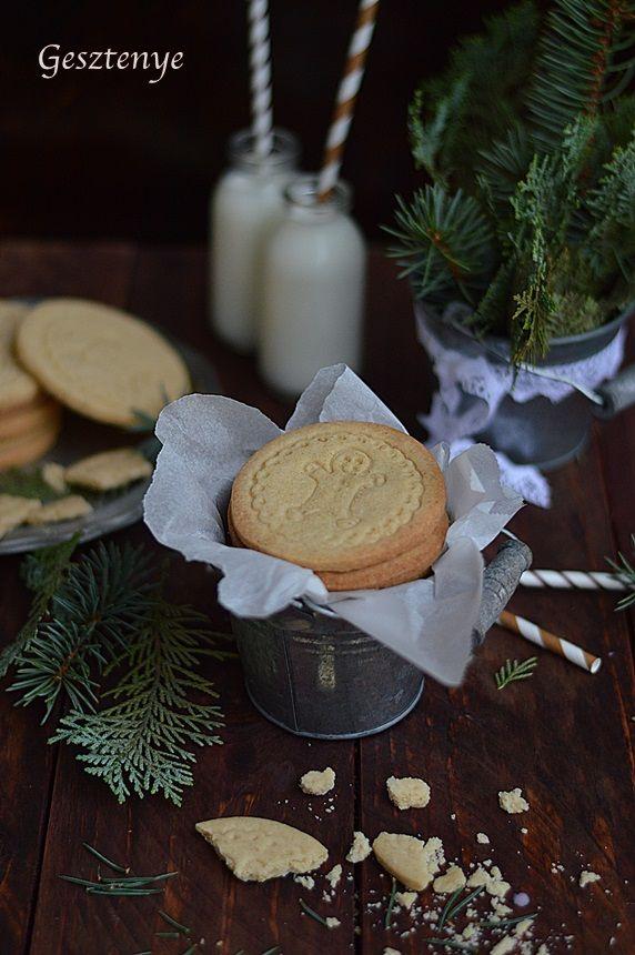 Mézeskalács- fűszeres keksz
