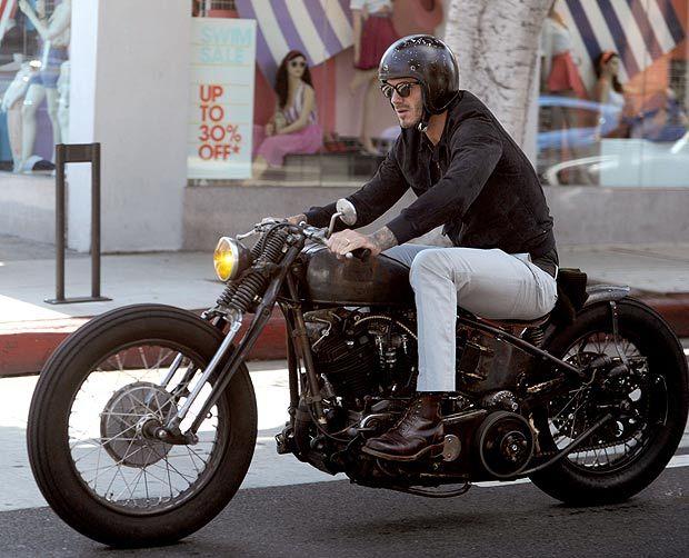 """Vintage 93"""" Knuckle // David Beckham"""