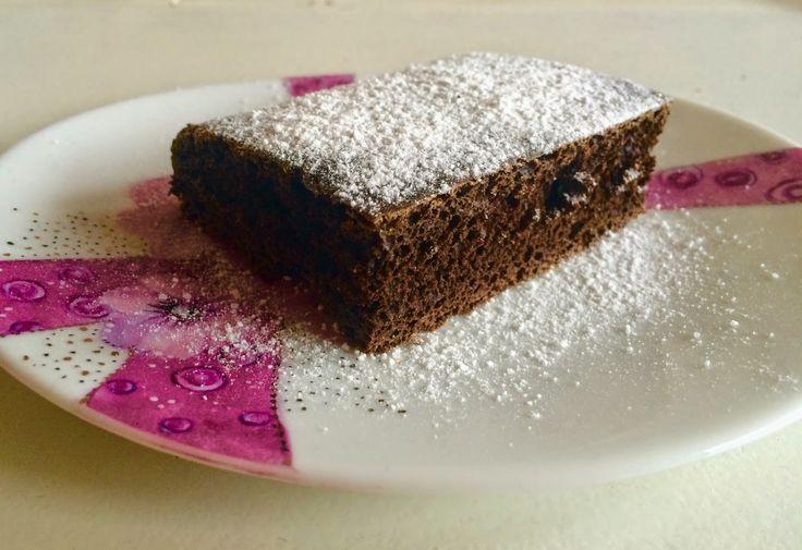 Happen zonder Grappen: Carobe Cake lactose- en eivrij