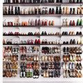 7 Savvy Shoe Storage Solutions: Custom shoe storage closets