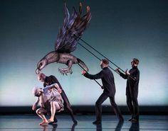 julie taymor flying bird puppets - Google Search