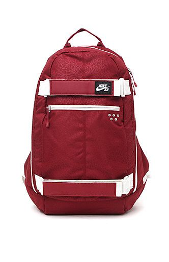 Nike SB SB Embarca Medium School Backpack - Mens Backpacks - Cranberry - One