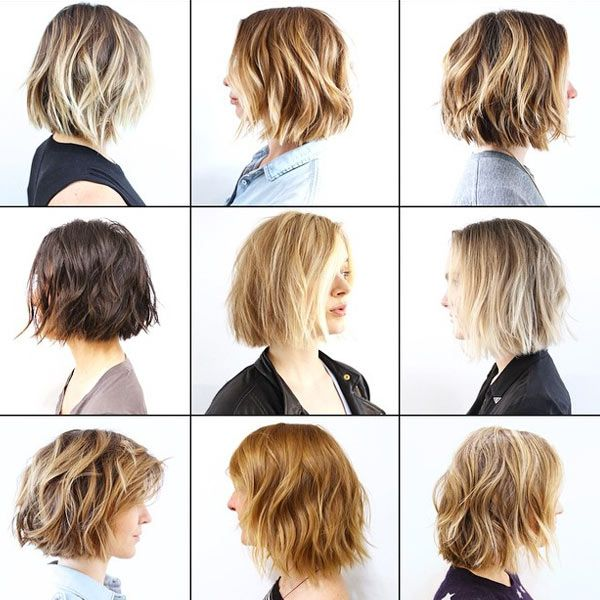 Bob hairstyles are so simple, sophisticated and easy to style! Check out these pictures for 12 reasons to get a short bob in 2015 plus celebrity styles.