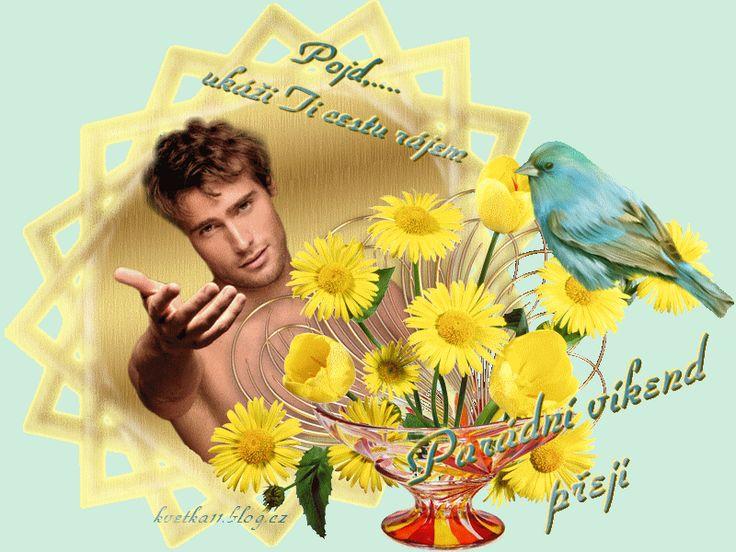 Krásný víkend « Category | Blog u Květky