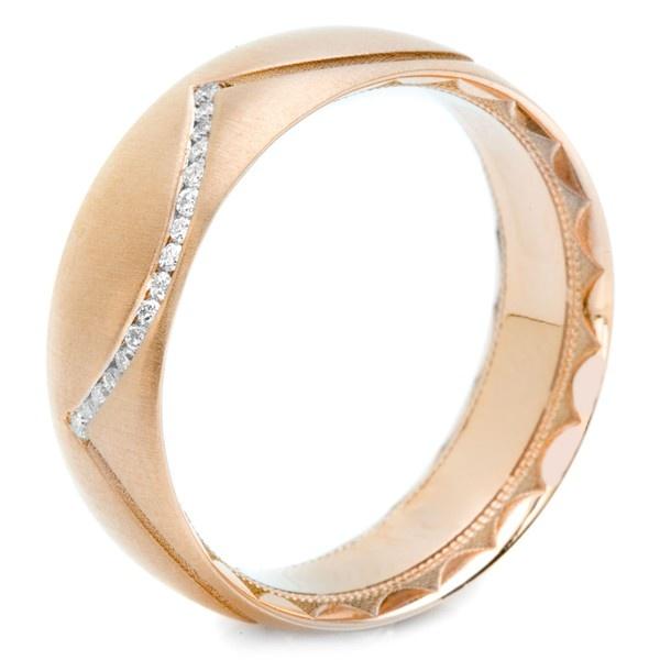 Mens tacori wedding band men39s wedding bands pinterest for Tacori mens wedding rings