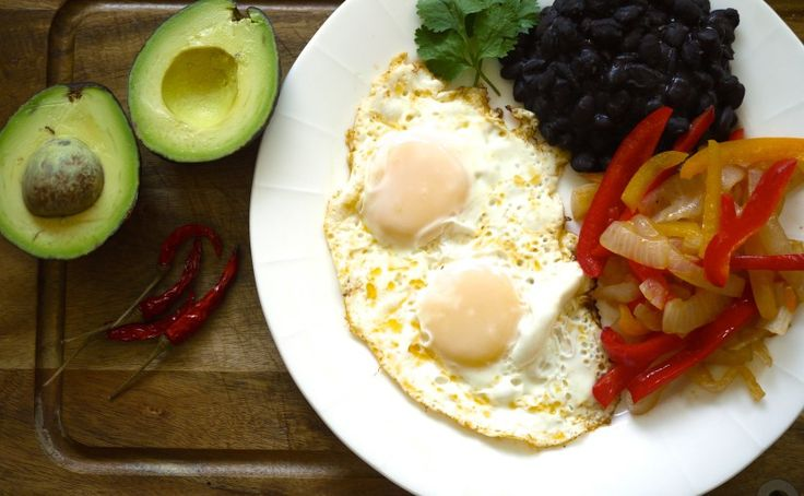 Kaleigh's Kitchen Mexicanish Eggs