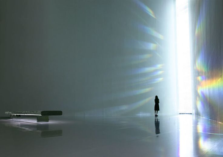 tokujin yoshioka: crystallize at museum of contemporary art tokyo