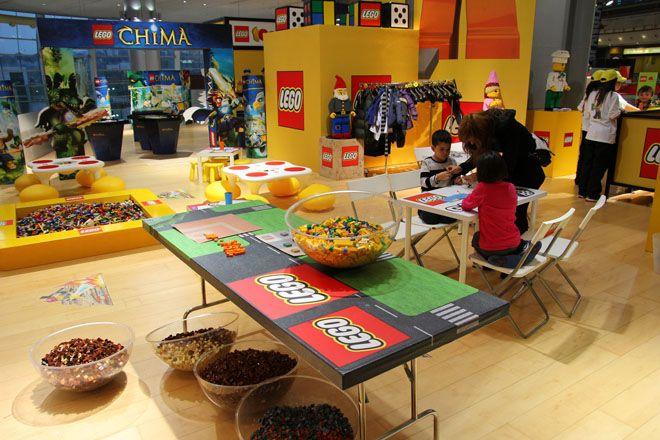 LEGO Fun Factory - Centro Comercial Diagonal Mar - Barcelona