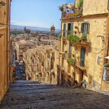 Caltagirone - Catania - Sicily - Italy